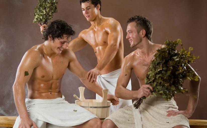 Мужики в сауне фото попытаемся