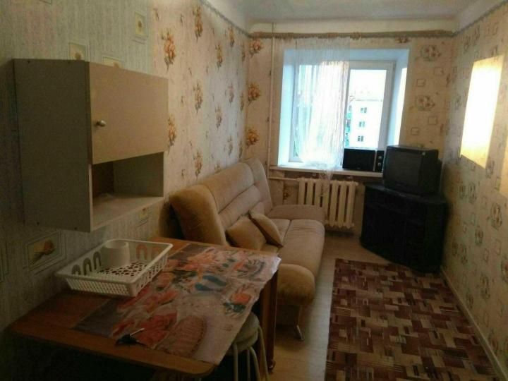 Продам изолированную комнату в квартире коммунальной, общежитии г. Уфа