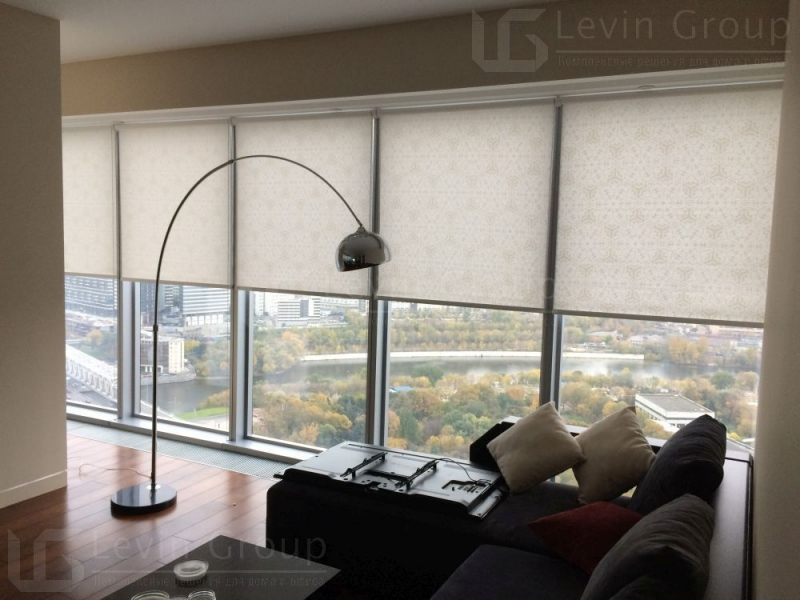 Рулонные шторы для пластиковых окон
